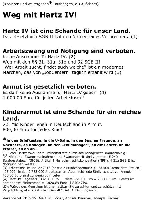 Flugblatt_Weg_mit_Hartz_IV_PDF_Flyer_Flugblaetter_Ratgeber_Broschuere