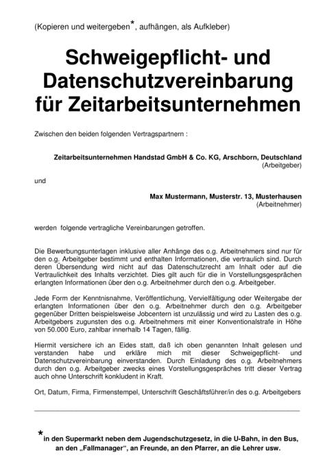 Flugblatt_Schweigepflicht-und Datenschutzvereinbarung_fuer_Zeitarbeitsunternehmen_g