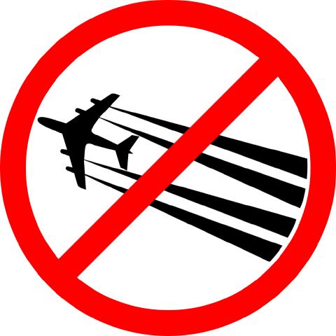 tödliche abgase / flugzeuge vergiften ganze städte / schon