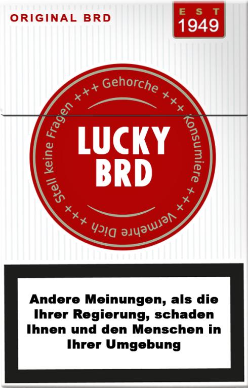 Lucky BRD Zigaretten !!!