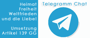 Telegramm-Chat für Heimat, Freiheit, Weltfrieden und die Liebe